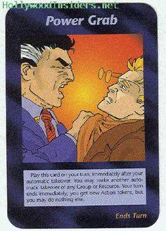 Illuminati: The game of conspiracy Page 11