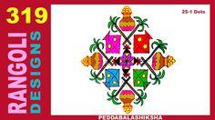 Pongal   Sankranthi   Ugadi   Onam Rangoli   Muggulu   Kolam Kits Design...