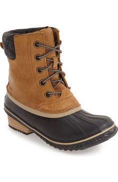 e025ed49b06 SOREL  Slimpack II  Waterproof Boot (Women) available at  Nordstrom Sorel  Slimpack