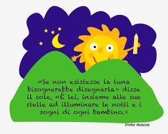 La luna, il sole e i sogni