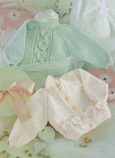 Vintage Baby Knitting Patterns