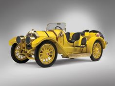 1911 Oldsmobile Autocrat Racing Car
