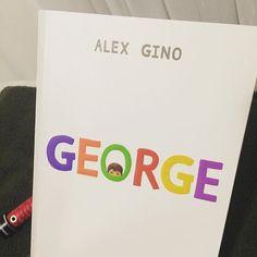 #George #alexgino #galerajunior #transgender #book #BlogEuInsisto