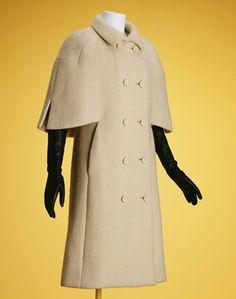 1957 Cristobal Balenciaga, Coat