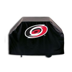 "NHL Carolina Hurricanes 60"" Grill Cover by Covers By HBS. Save 23 Off!. $36.88. This Carolina Hurricanes Black Grill Cover with the Primary logo is hand-made in the USA; using the finest commercial grade vinyl and utilizing a step-by-step screen print process to give you the most detailed logo possible. Two sizes are available. This product is Officially Licensed, so you can show your Carolina Hurricanes pride in all its glory while protecting your grill from the elements of natur..."