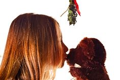 Ever wondered what the mistletoe is all about?