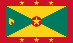 File:Flag of Grenada.svg