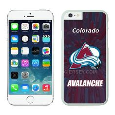 http://www.xjersey.com/colorado-avalanche-iphone-6-cases-white02.html COLORADO AVALANCHE IPHONE 6 CASES WHITE02 Only 19.87€ , Free Shipping!