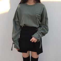 aesthetic, girl fashion, and korean style image KoreanFashionTrends  Japanese Fashion, K Fashion