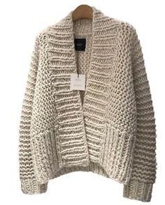 Oversized Knit Cardigan, Oversized Coat, Sweater Cardigan, Ladies Hooded Coats, Knitted Coat, Cardigan Fashion, Knit Jacket, Pull, Long Sleeve Sweater