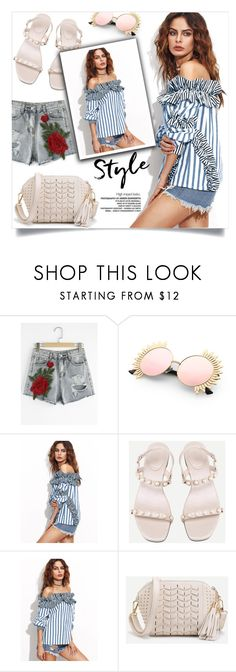 """""""Her Style"""" by mahafromkailash ❤ liked on Polyvore"""