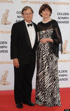 David McCallum and Katherine Carpenter married 45 years.