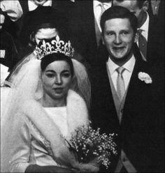 Queen  Margarita and King Simeon II. of Bulgaria