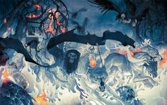 James Jean | AND1 Death