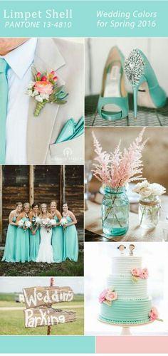 2016 wedding colors