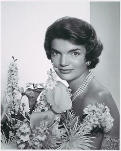 jackie kennedy short hair - Google Search