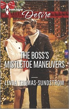 Seduction in a Santa Claus suit?When millionaire Chaz Monroe goes undercover at the ad agency he bought, he has to figure out why his star employee, Kim McKinley, won't work on the very important Christmas campaign. He'll go to any length to get answers from the beautiful go-getter—if he has to kiss them out of her, so be it.Kim can't believe Chaz's nerve. So why is she always falling into his arms…and into his bed? Soon, this exasperating man unlocks her secrets just in time for a ...