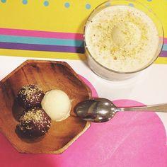 Metafotografía en una cuchara o mi primera vez en 👌 🙌🏻 Gulab Jamun, Cereal, Let It Be, Breakfast, Instagram, Food, Spoons, Restaurants, Morning Coffee