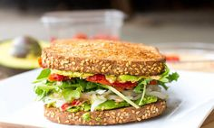 10 Vegan Sandwiches For The Win!
