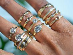 Handmade Eco-friendly Fine Jewelry by LilyEmme Jewelry