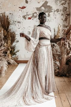 Wave Rider | Rue De Seine's Brand New Collection of Wedding Dresses for 2021/2022