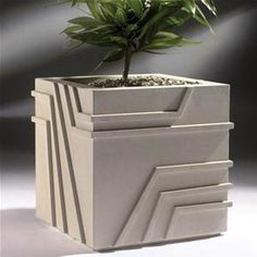 Harlestone Strap Stone Planter
