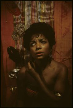 Ruby Dee, Photographed in New York, 1961, by Carl Van Vechten.