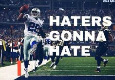 Dallas Cowboys - Haters Gonna Hate - DeMarco Murray