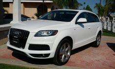 Audi Q7 2010 for rent in LOS ANGELES | Turo https://turo.com/car-rental/los-angeles/audi-q7/2376 #carrental #carsharing