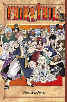 (1) Twitter | Fairy Tail volume 63 | the guild
