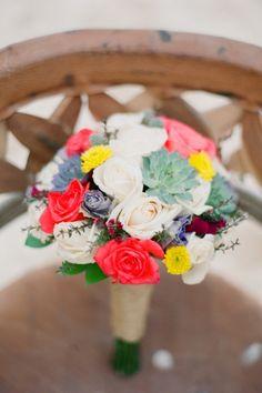 Wedding Bouquet {Alea Lovely}