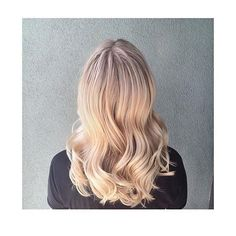 Blonde and beautiful hand painted highlights! :: RedBloom Salon