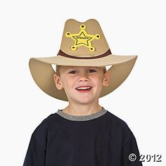 1000 ideas about cowboy hat crafts on pinterest hat for Small cowboy hats for crafts