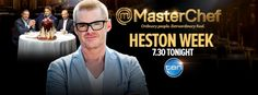 'MasterChef Australia' 2016 Season 8 Spoilers, Update: Heston Blumenthal Week Begins