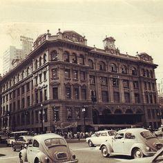 Edificio dos Correios (Central Post Office Building)  Sao Paulo / Brazil
