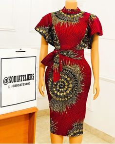 African Print Dress Designs, African Print Skirt, African Print Clothing, African Print Dresses, African Prints, African Fabric, Short African Dresses, Latest African Fashion Dresses, Ankara Fashion