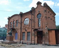 Art Nouveau buildings, eastern Europe