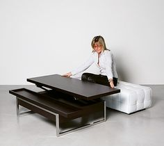 hidden drawer coffee table | furniture | pinterest | drawers