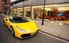 Supercar dealership to offer driving lessons for footballers H.R. Owen Ferrari