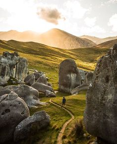 Walk among stone giants (The Elephant Rocks near Duntroon in North Otago, New Zealand). Photo by Alexandre Gendron Photography Walk among stone giants (The Elephant Rocks near Duntroon in North Otago, New Zealand). Photo by Alexandre Gendron Photography … Visit New Zealand, New Zealand Travel, Places To Travel, Places To See, Landscape Photography, Travel Photography, Scenery Photography, Landscape Photos, New Zealand Adventure