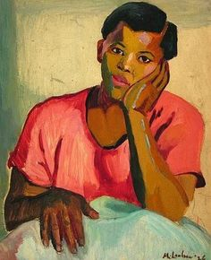 Figuration Feminine: Maggie Laubser (1886-1973)