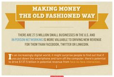 Making Money Infographic - http://infographicality.com/making-money-infographic-2/