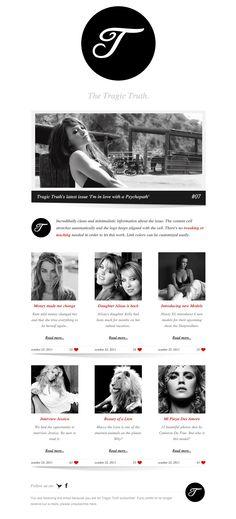 EmailNewsletter Design #email #newsletters #design #designinspiration