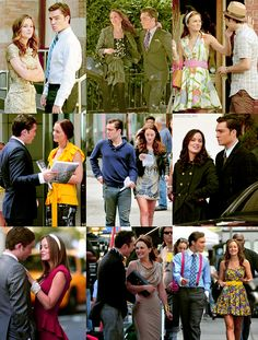 We are Chuck and Blair.. Blair and Chuck..