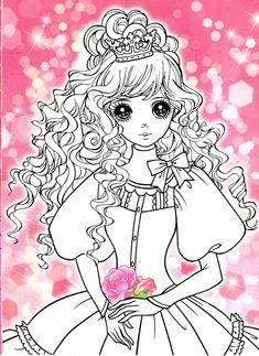Korean Coloring Book - pink2 - Mama Mia - Picasa Web Albums