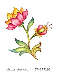 Find Watercolor Illustration Red Peony Flower Acanthus stock images in HD and millions of other royalty-free stock photos, illustrations and vectors in the Shutterstock collection. Flora Flowers, Botanical Flowers, Peony Flower, Flowers Illustration, Botanical Illustration, Watercolor Illustration, Art Floral, Design Floral, Beautiful Flower Drawings