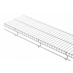 Rubbermaid - 16 Inch X 8ft White Free Slide Shelf - 3D1200WHT - Home Depot Canada