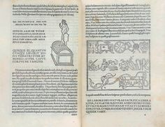Hypnerotomachia Poliphili: Rebus, multilingual, integration of text and image