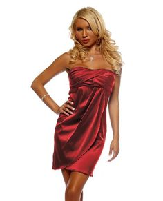 nice Strapless Tube Pleated Evening Prom Cocktail Party Satin Womens Mini Dress @ http://womenapparelclothing.com/dresses/special-occasion-dresses/strapless-tube-pleated-evening-prom-cocktail-party-satin-womens-mini-dress/