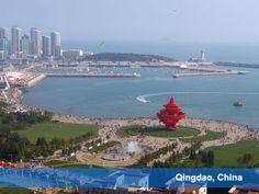 About Qingdao | The Ohio State University MidWest US-China Flagship Program
